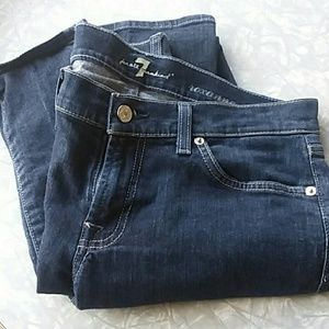 Excellent condition seven Roxanne jeans